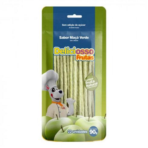 Ossinho XisDog Deliciosso Frutas Maça verde