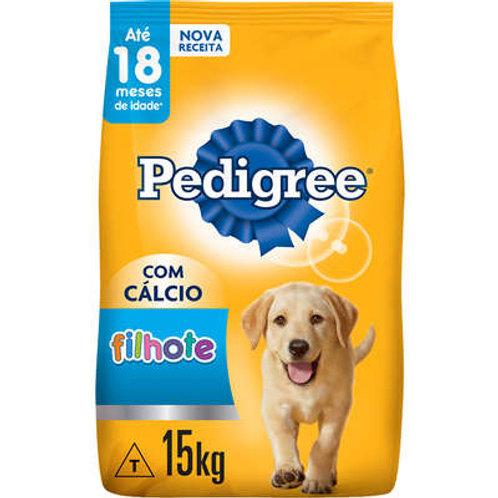 Pedigree para Cães Filhotes Raças Médias e Grandes