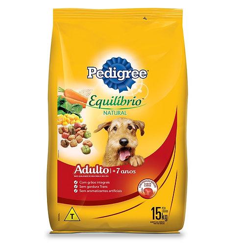 Pedigree Equilíbrio Natural para Cães Adultos 7+