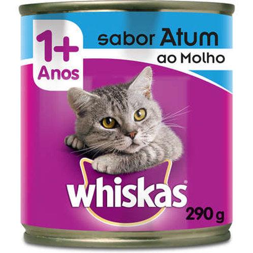 Lata Atum ao Molho para Gatos Adultos - 290 g