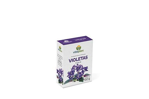 Violetas - Fertilizante Farelado 150g