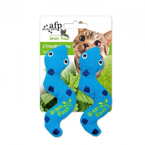 Brinquedo Para Gatos Silly Snake