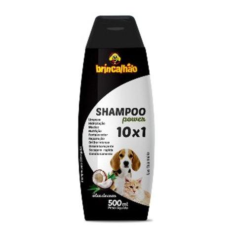 Shampoo Brincalhao Power 10x1 500ml