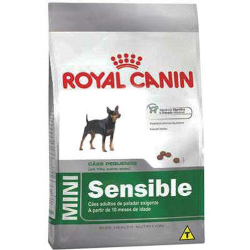 Royal Canin Mini Sensible para Cães Adultos de Raças Pequenas