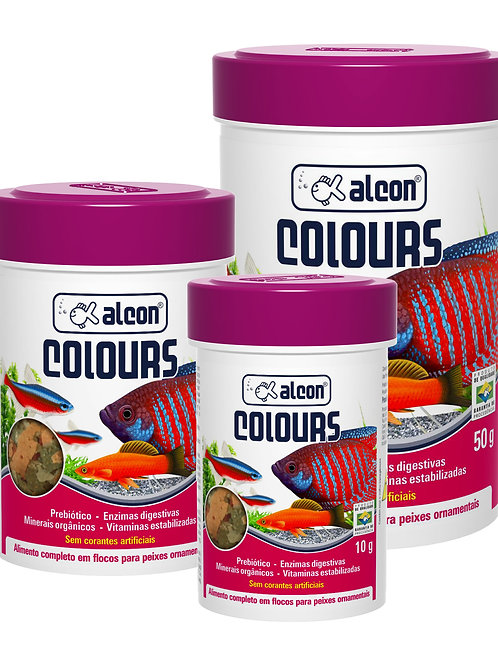 Alimento Alcon Colours