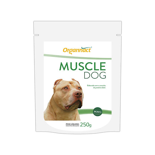 Organnact Cães Muscle Sachê 250g