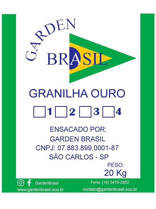GRANILHA OURO - 20K
