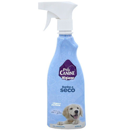 Banho A Seco Pró Canine 500ml