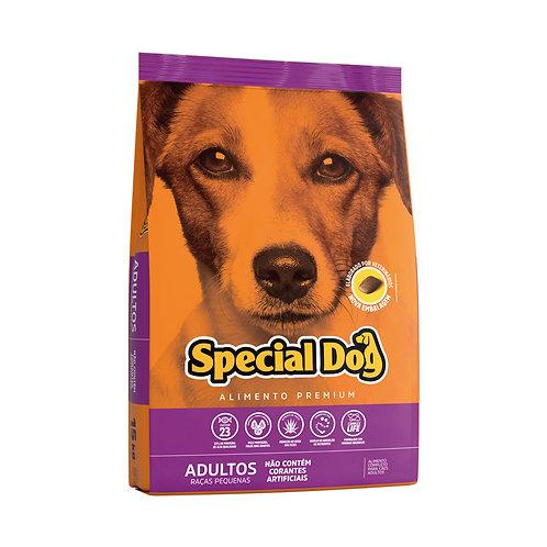 Ração Special Dog para Cães Adultos de Raças Pequenas