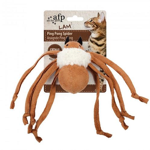 Brinquedo Para Gatos Ping Pong Spider