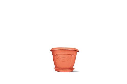 Vaso Romano Redondo 2 Litros