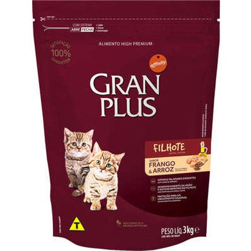 GranPlus Frango e Arroz para Gatos Filhotes