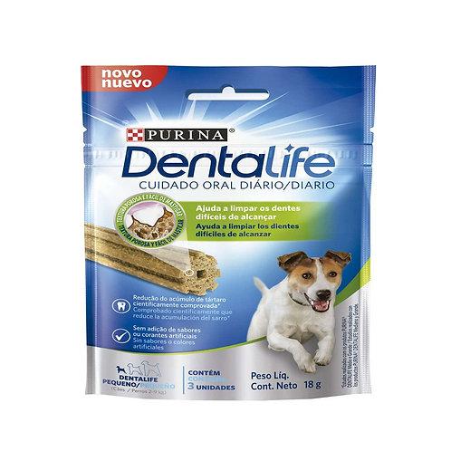 Snack Purina Dentalife para Cães Raças Pequenas