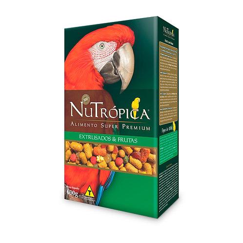 Ração Nutrópica para Arara Sabor Frutas