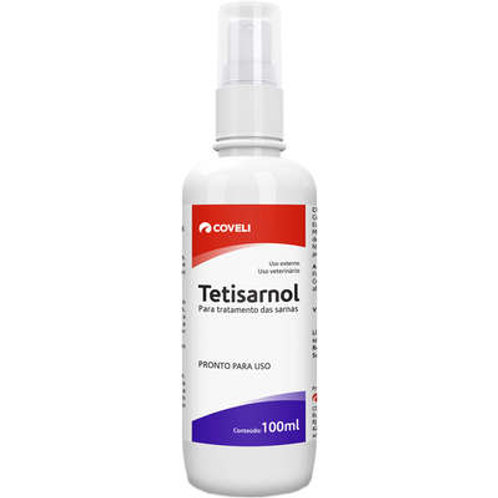 Sarnicida Coveli Tetisarnol - 100 mL