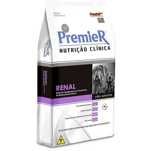 Premier Renal Ração Nutrição Clínica para Cães Adultos