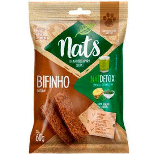 Bifinho Natural Nats NatDetox para Cães