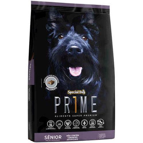 Ração Special Dog Prime Sênior para Cães Adultos de Raças Pequenas