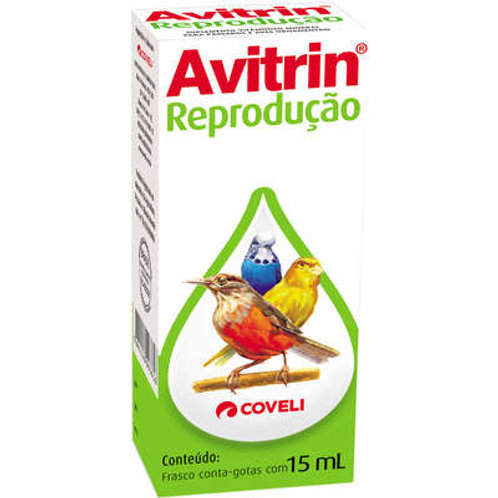 Avitrin Coveli Reprodução 15ml