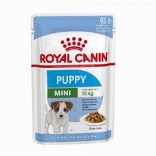 Alimento Úmido para Cães Filhotes Raças Mini Royal Canin