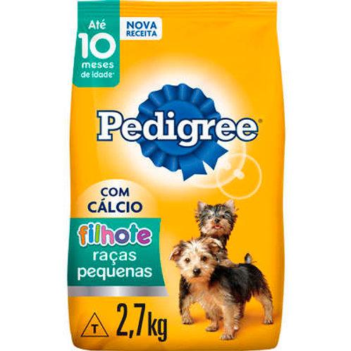Pedigree para Cães Filhotes Raças Pequenas