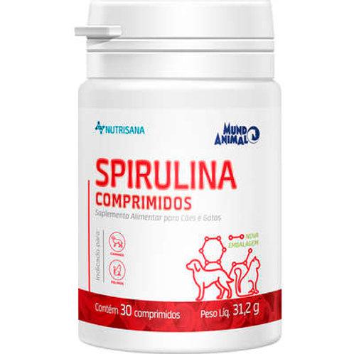 Nutrisana Spirulina Comprimidos para Cães e Gatos