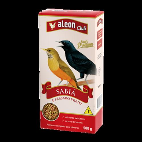 Alcon Club Sabiá E Pássaro Preto