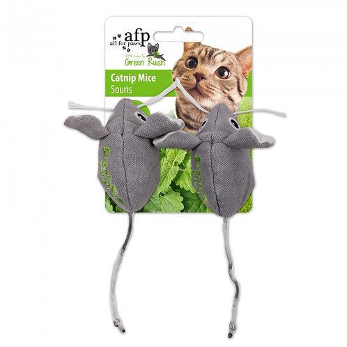 Brinquedo Para Gatos Catnip Mice