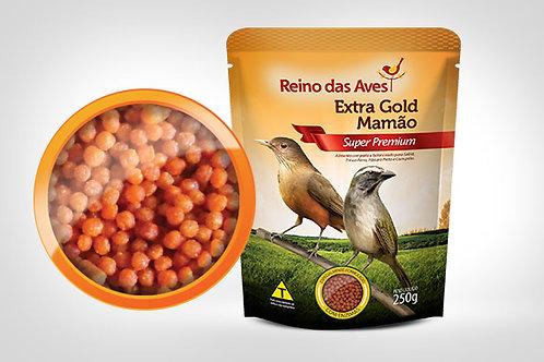 EXTRA GOLD MAMÃO REINO DAS AVES 250g