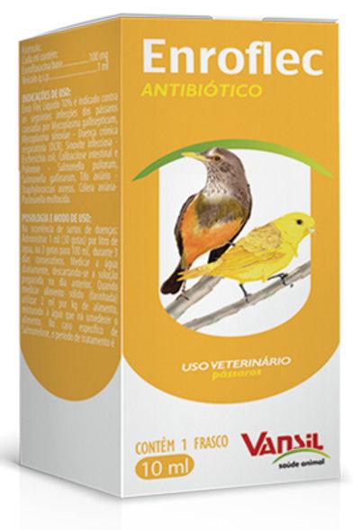 Enro Flec 10% Vansil 10ml