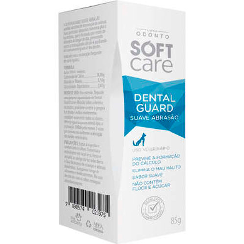 Dental Guard Pet Society Soft Care Suave Abrasão