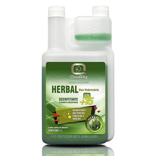 Herbal desinfetante