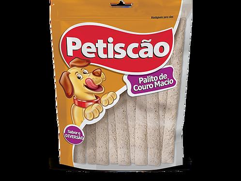 Osso Petiscão para Cães Petisflex Palito Carne - 500g