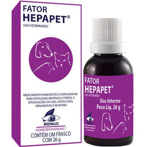 Sistema de Terapia Arenales Fator Hepapet - 26 g