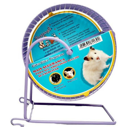 Gira-Gira Padrao Normal Bragança - Hamster Sírio e Gerbil