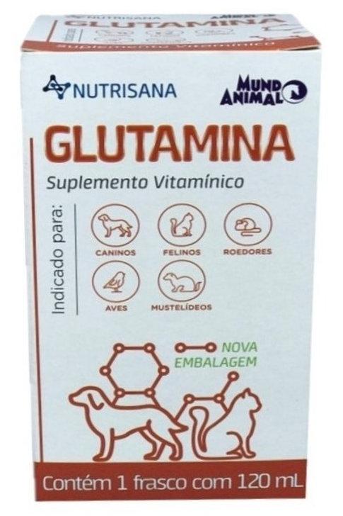 Nutrisana Glutamina 120ml