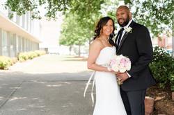 Michelle & Charles's Micro Wedding