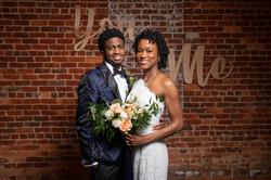 Brittney & Terrance's Pop Up Wedding