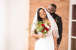 Reesha & Cameron's Micro Wedding