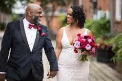 Rhonda & Lance's Intimate Wedding
