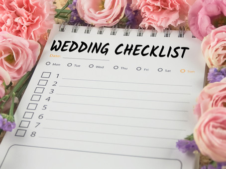 The Ultimate Elopement Checklist
