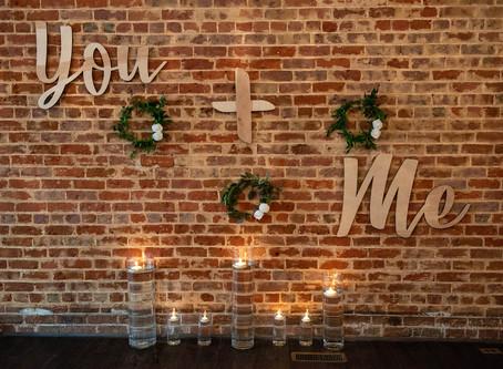 Top 5 Intimate Wedding Inspiration