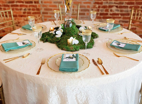 Tablescape Inspiration for Your Wedding