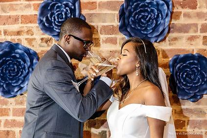 Harris Intimate Wedding