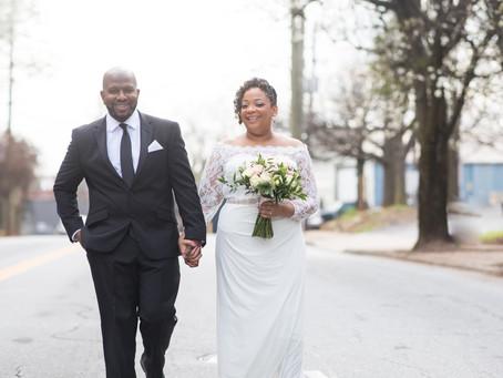 An Atlanta Micro Wedding for $10,000
