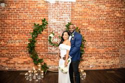 Cynthia & Otis's Micro Wedding