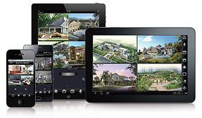 CCTV Mobile Viewing Devices