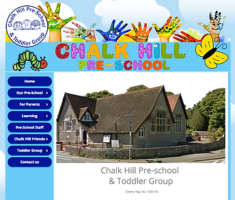 Chalkhill Pre-school | AP-it Computer Services