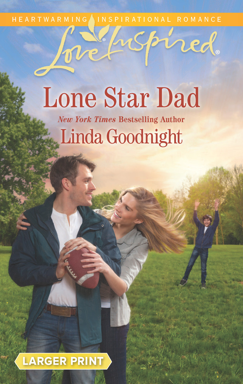 Lone Star Dad Cover art