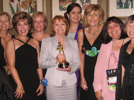 Exciting Night at the 2008 RITA Awards